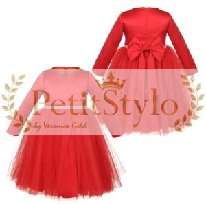 b83ac771b4 Sukienka dla dziewczynki SIDE